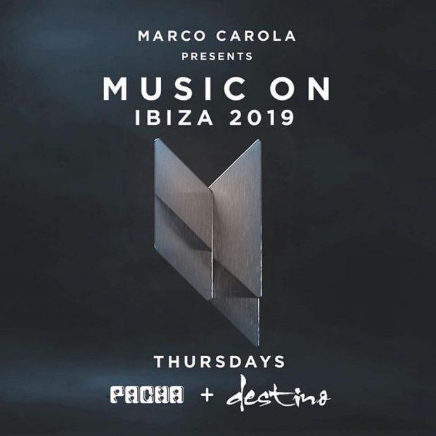 Music On Pacha 2019