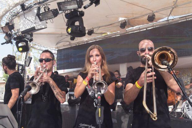Ibiza House Orchestra Ocean Beach Ibiza