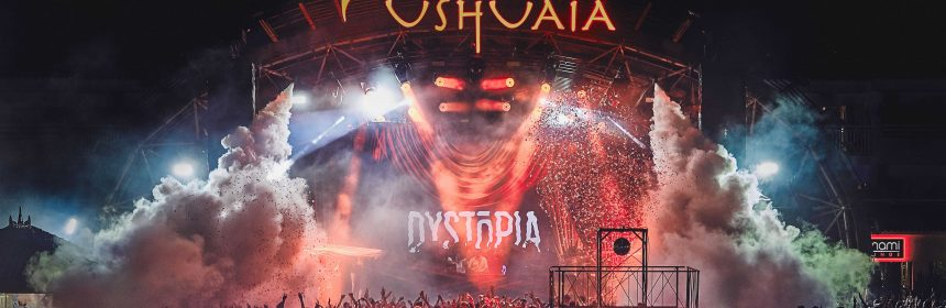 Dystopia Ushuaia Ibiza on 4 Friday's this summer