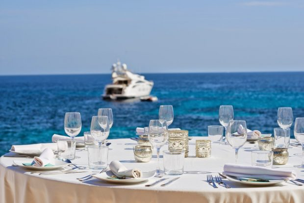 Amante Ibiza the perfect place to celebrate with friends and family