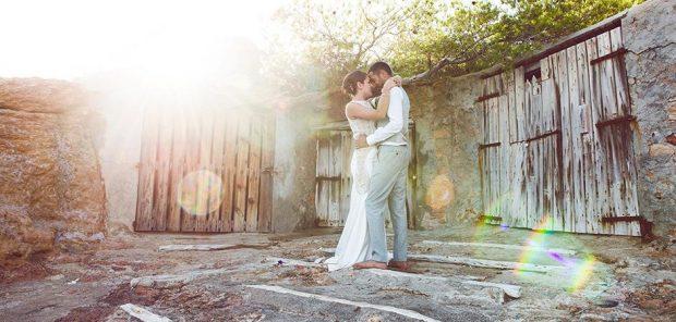 El Chiringuito de Cala Gracioneta a beautiful wedding location