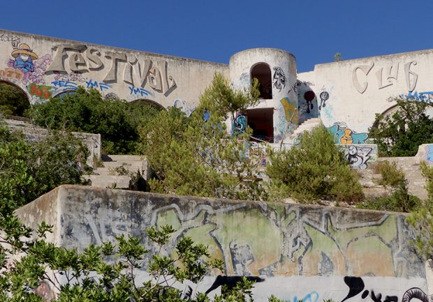 What could have been if the Festival Club Ibiza had survived those first few years