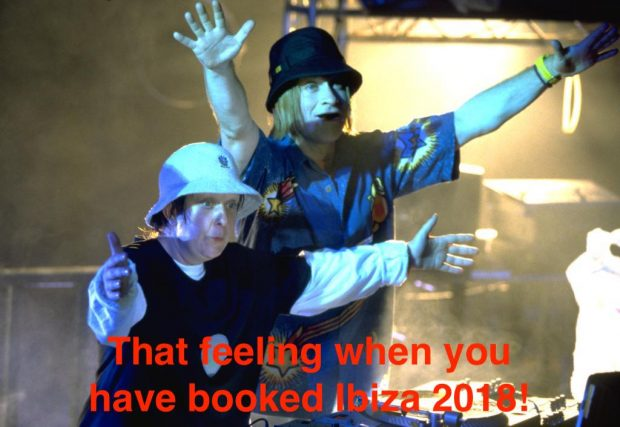 Kevin and Perry Ibiza Memes still used to this day.
