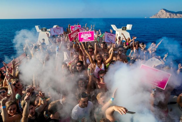 Pukka Up 2018 offering three boat parties per week in Ibiza