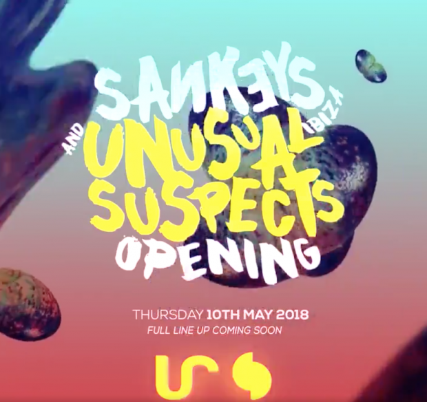 Sankeys Ibiza Opening Party