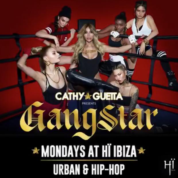 Gangstar Hï Ibiza Monday 2018