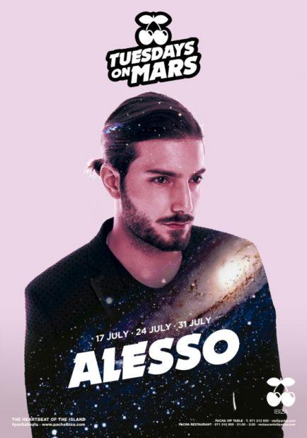 Alesso Tuesdays on Mars Pacha 2018