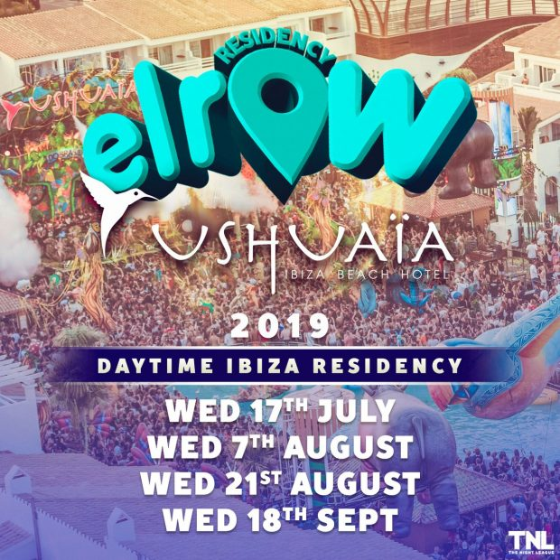 Elrow at Ushuaia 2019