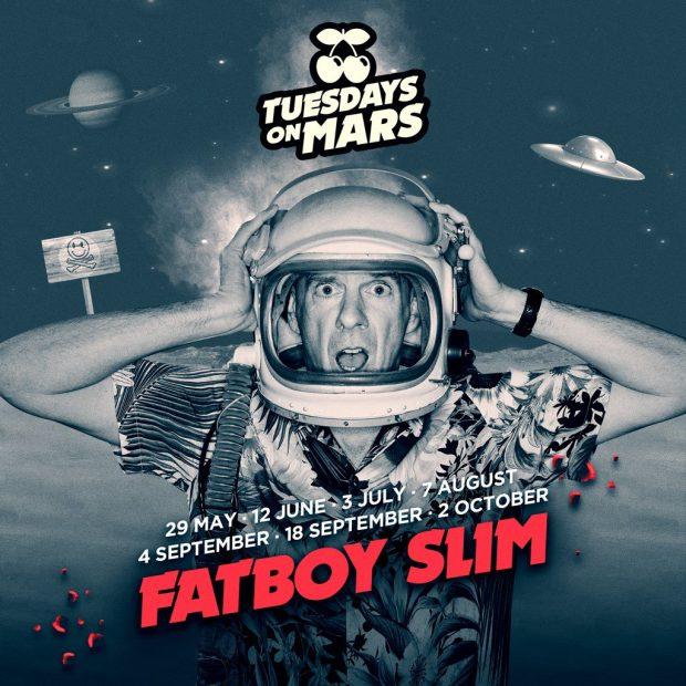 Fatboy Slim Tuesdays on Mars Pacha 2018