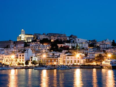 Ibiza old town and Dalt Vila where you will embrace getting lost