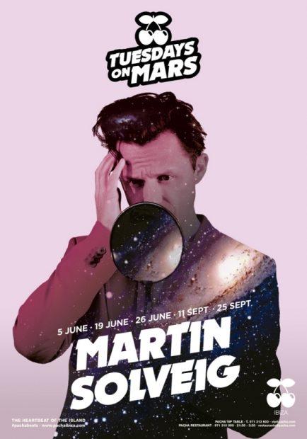 Martin Solveig Tuesdays on Mars Pacha 2018
