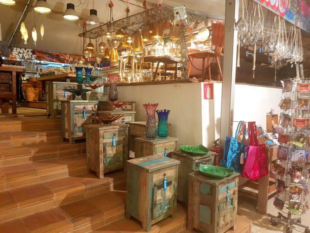 Sluiz Ibiza the ultimate shoppers paradise