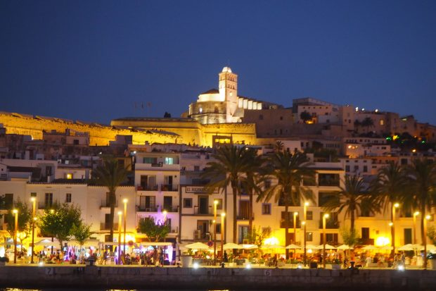 Dalt Vila an incredible place to explore the history of Ibiza