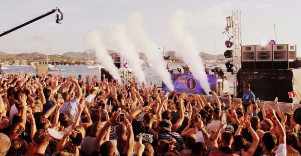 Radio 1 will take over Cafe Mambo on the 3rd and 5th August 2018