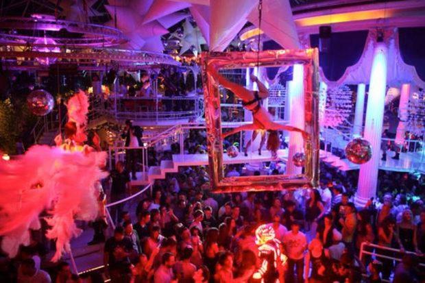 Tanga Es Paradis Ibiza On Sundays this summer