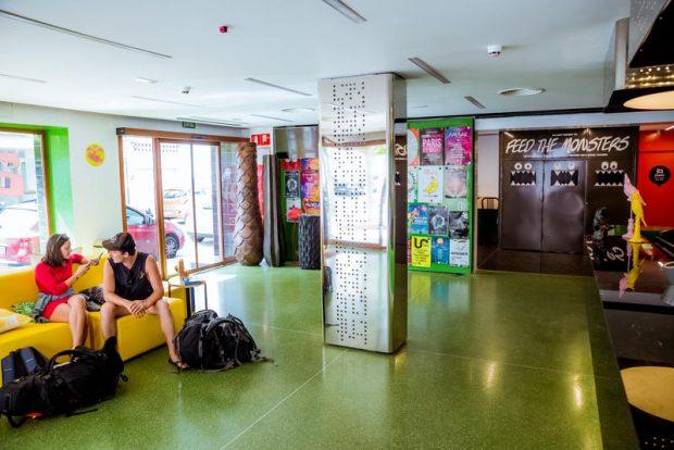 Amistat Hostel San Antonio offering a cheaper alternative for many visiting Ibiza