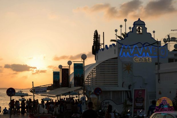 Cafe Mambo a true highlight of Ibiza