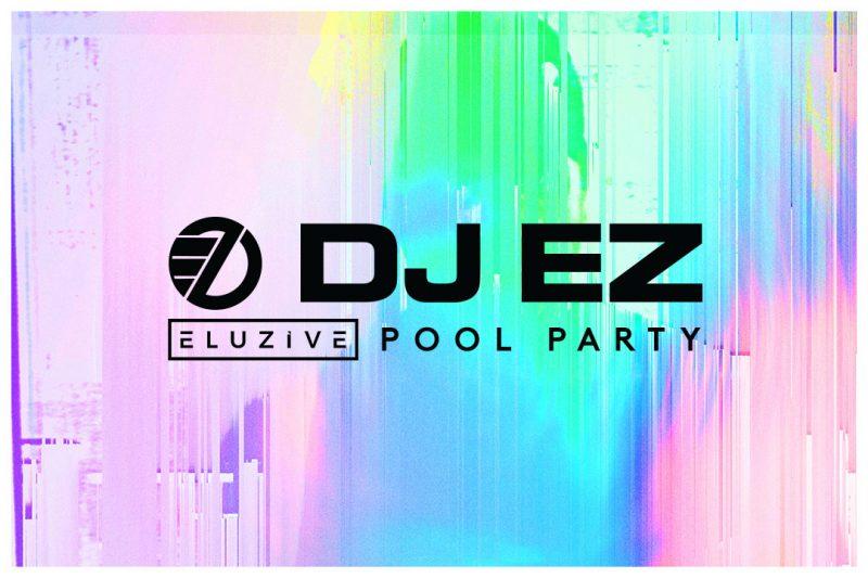 DJ EZ Ibiza Rocks Pool Party