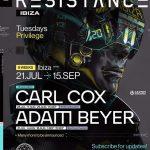 Resistance Privilege Ibiza 2020