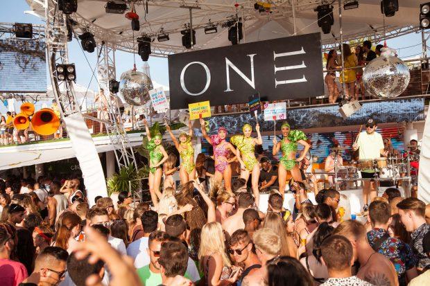 ONE O Beach Ibiza 2020