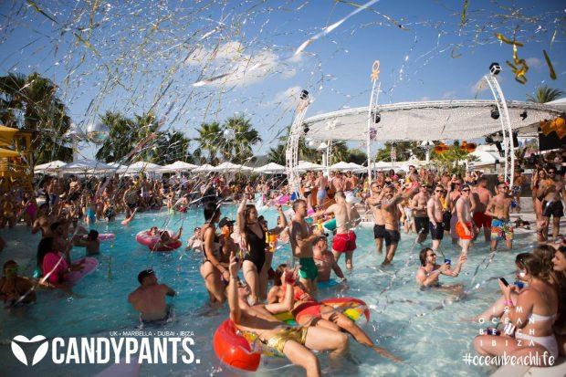 Candypants O Beach Ibiza 2019