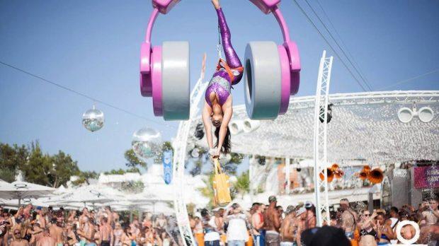 Kiss Pool Party O Beach Ibiza 2019