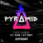 Pyramid Amnesia Ibiza 2020