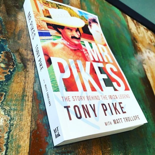 Tony Pikes Autobiography an amazing life captured in words