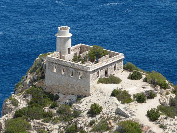 Punta Grossa Lighthouse Ibiza