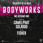 Bodyworks Hï Ibiza 2019