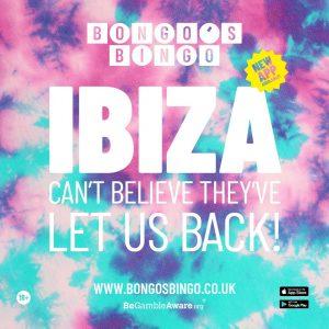 Bongo's Bingo Ibiza Rocks Hotel 2020