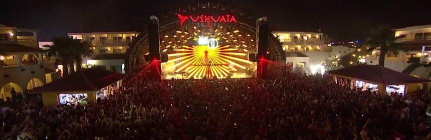 Calvin Harris Ushuaïa Ibiza 2019
