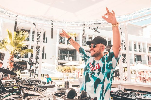 Jax Jones Ibiza Rocks 2019