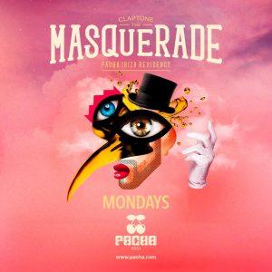 Masquerade by Claptone Pacha Ibiza 2019