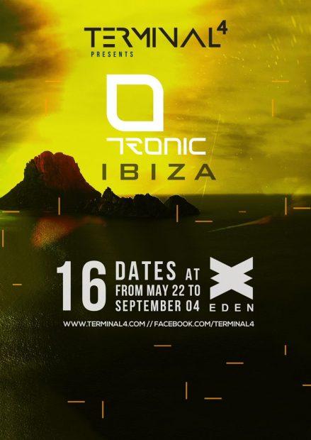 Tronic Eden Ibiza 2019