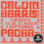 Calvin Harris Pacha Ibiza