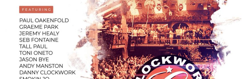 Clockwork Orange Amnesia Ibiza
