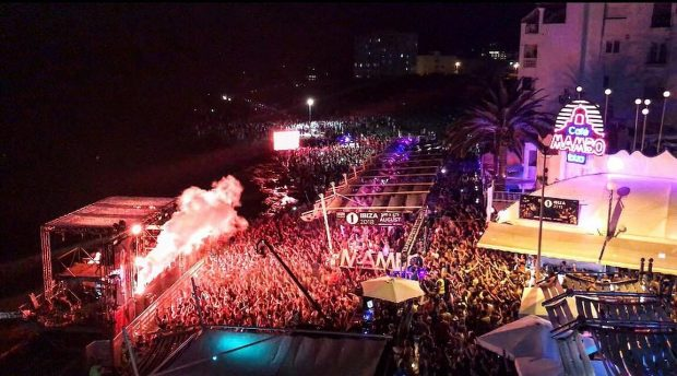 Cafe Mambo BBC Radio 1 Ibiza weekender 2018