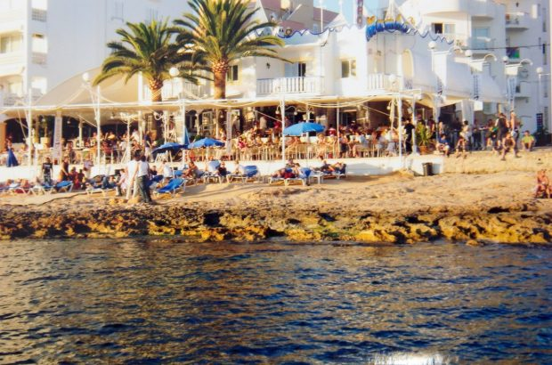 Cafe Mambo home of the Ibiza sunset and super club pre parties