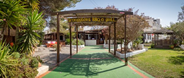 There is always a lovely welcome to all at The Old Smugglers Inn Ibiza