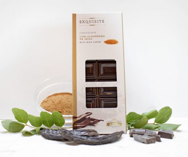 Dark Chocolate from the Ibiza Carob Company
