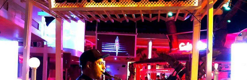 Bay Bar Beach Club San Antonio