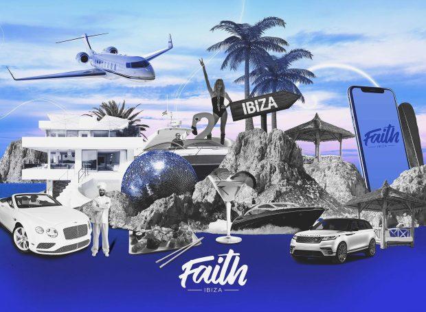 Faith Ibiza the one stop concierge service for Ibiza