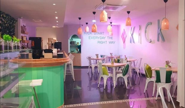 Kick Ibiza the new healthy eating option in San Antonio