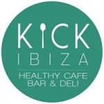 The healthy eating option with Kick Ibiza San Antonio