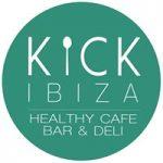 The healthy eating option with Kick Ibiza San Antonio