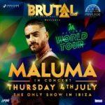 Maluma Privilege Ibiza