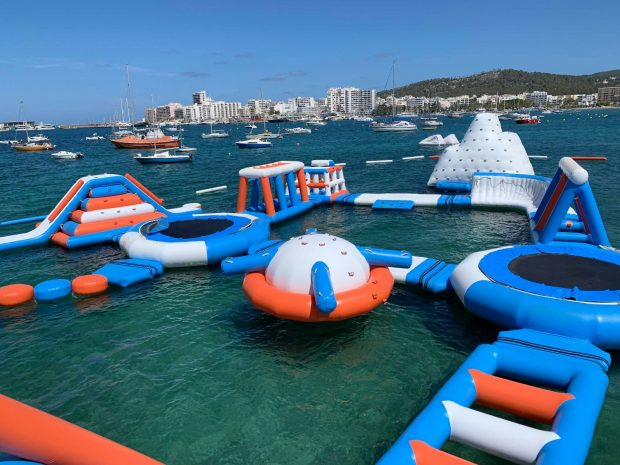 Ocean Mania water wipeout course returns for 2019