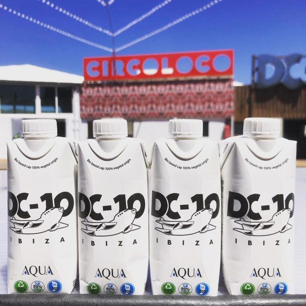 DC-10 and Circo Loco are going plastic free in 2019