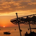 Enjoy the Ibiza Sunset Daily Live with Cafe Del Mar